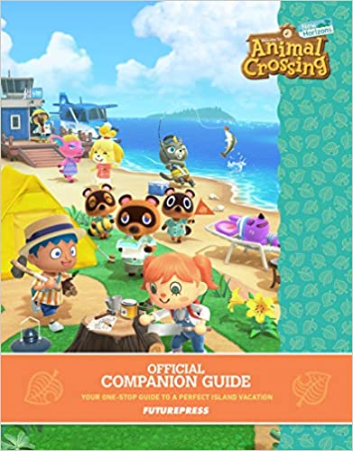 Animal Crossing Book
