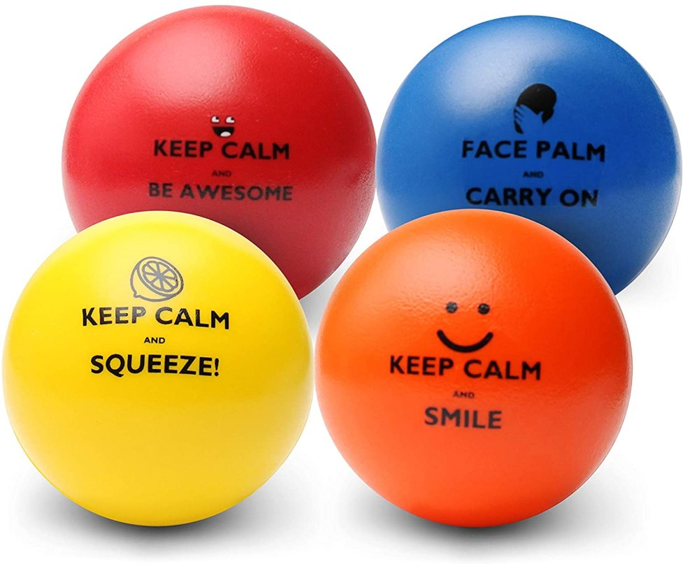 Stress ball gifts