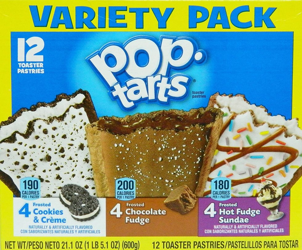 Fun Pop Tarts