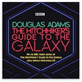 Hitchhikers Guide to the Galaxy radio plays