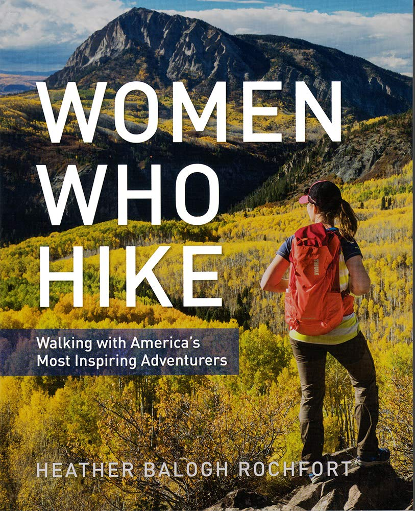 Women Who Hike motivational book