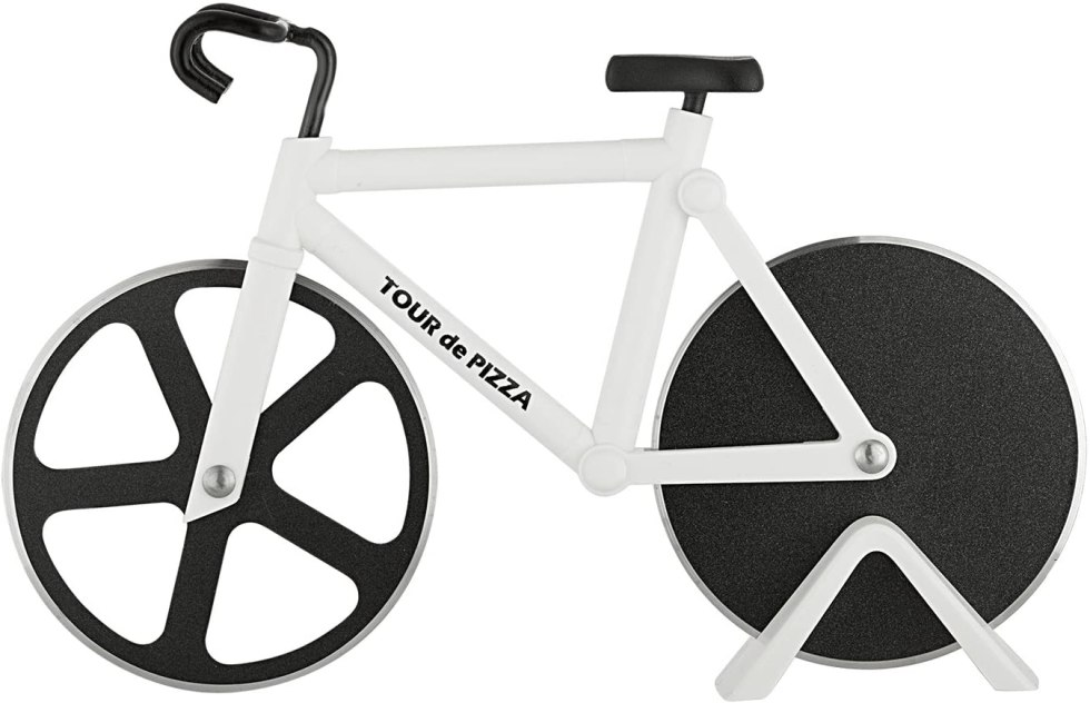 Pizza cutter gifts for bikers