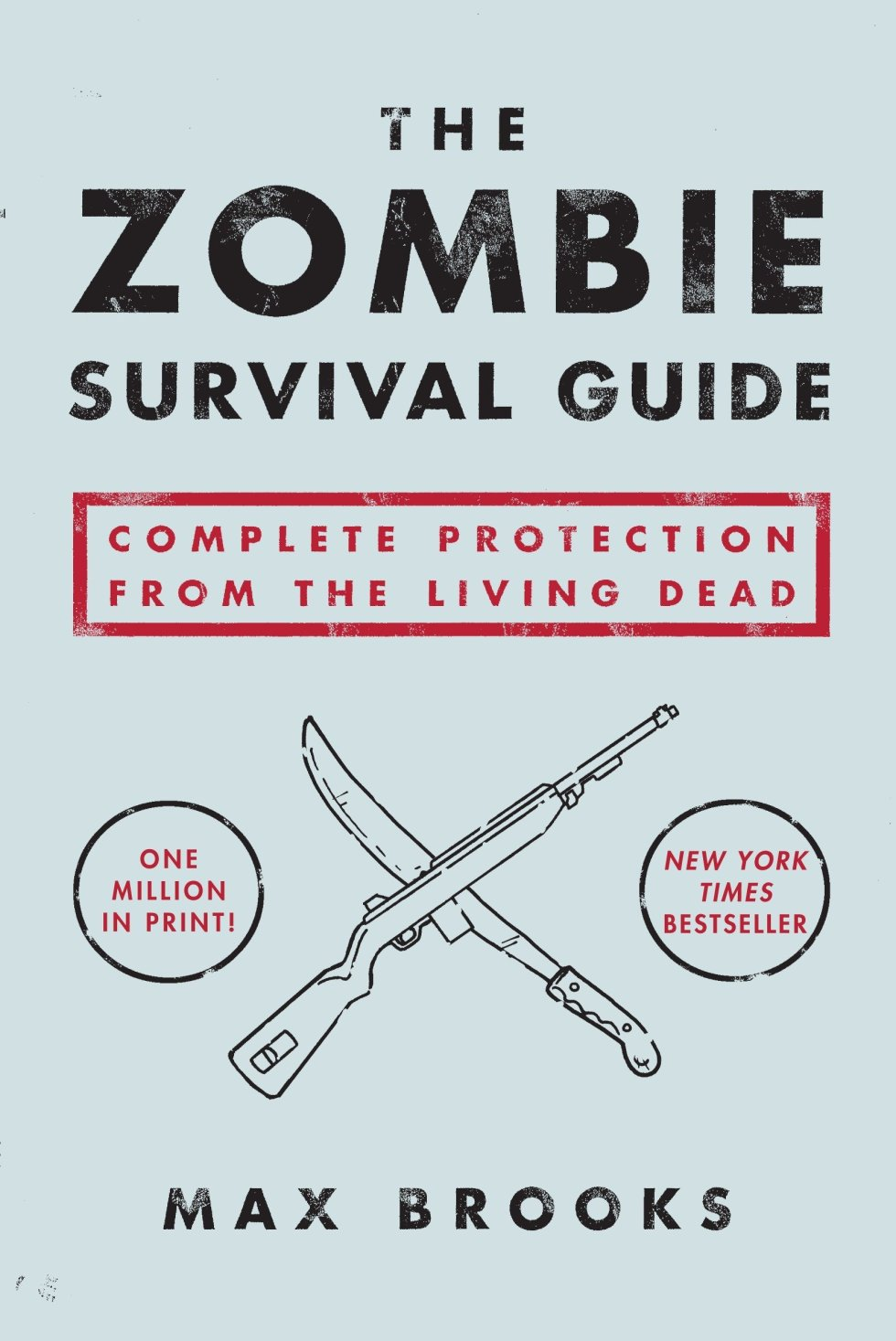 Zombie Survival Guide gifts