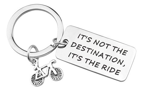 keychain gifts for bikers
