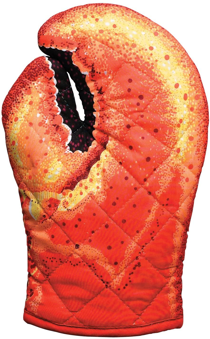 lobster claw funny oven mitts