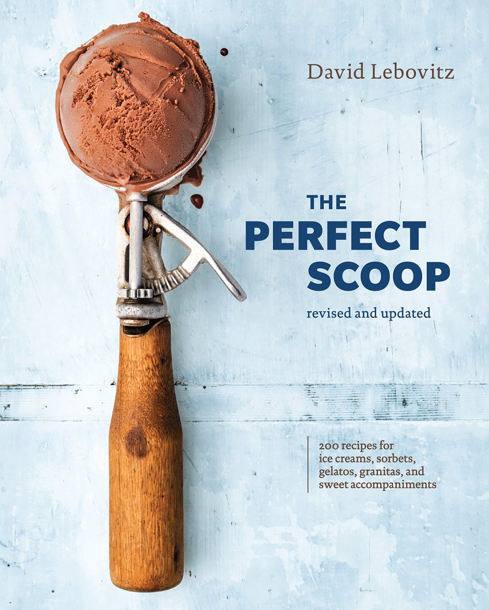 Perfect Scoop cookbook ice cream gifts