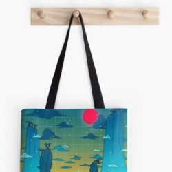 Next Adventure Tote Bag Pirate Gifts
