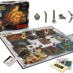 Dungeons & Dragons Clue game