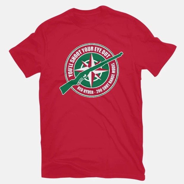 Ryder T-shirt A Christmas Story gifts