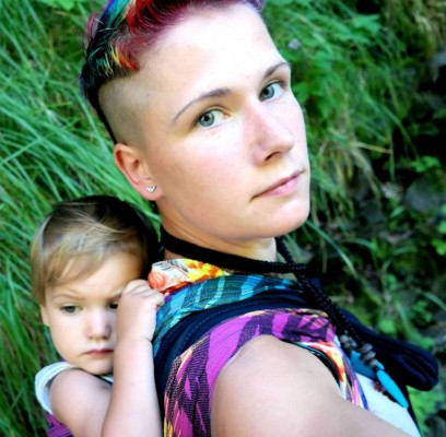 Pellicano Baby Zamira Vari (at the waterfall)