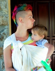 Summer Babywearing Tips Wrap You In Love