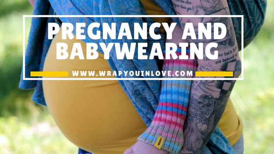 Pregnancy and babywearing