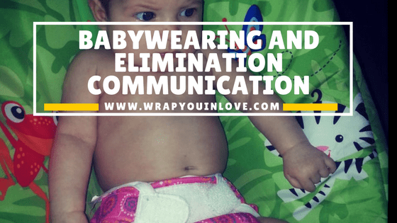 Babywearing and Elimination Communication