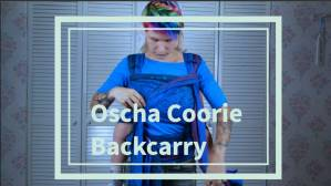 Oscha Coorie backcarry (toddler) Image