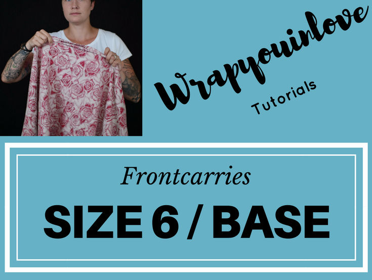 Frontcarries with a size 6 | Base size
