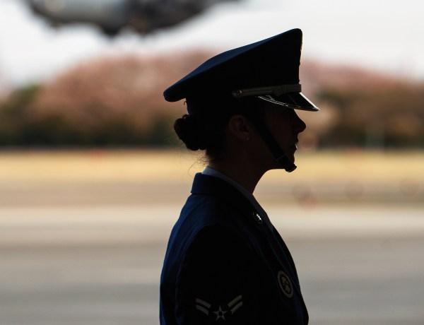 USAF, Air Force, Airman, Women, Marines United