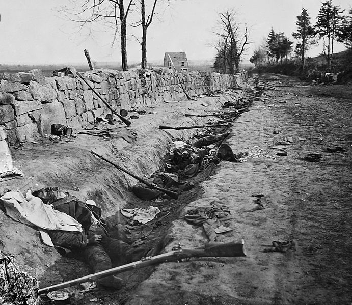 civil war, Chancellorsville, Fredericksburg, slavery, racism