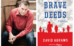 brave deeds, david abrams, iraq, war, fiction