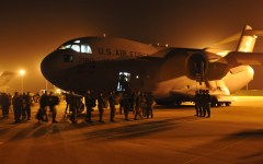 3CR deploys to Afghanistan