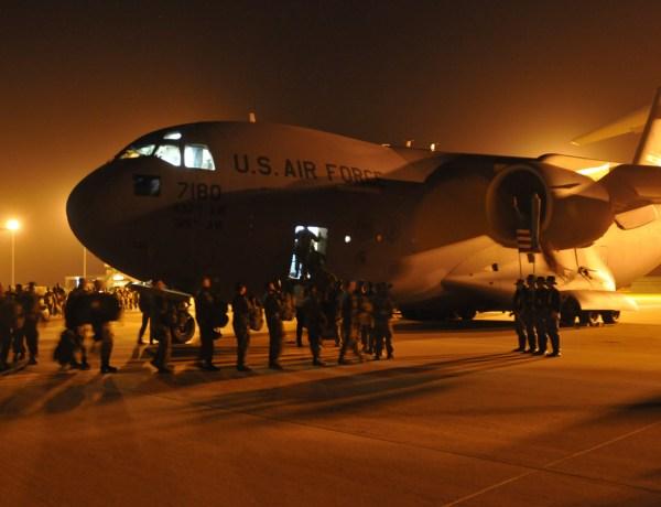 3CR deploys to Afghanistan