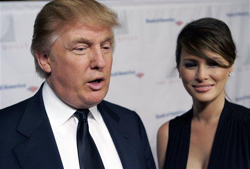 Donald Trump, Melania Knauss_106496