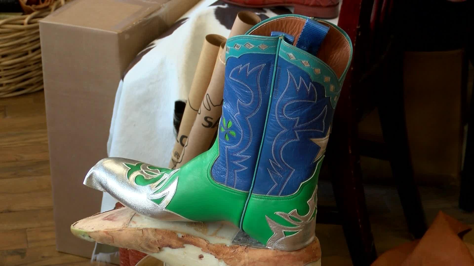 Tejas Custom Boots_178049