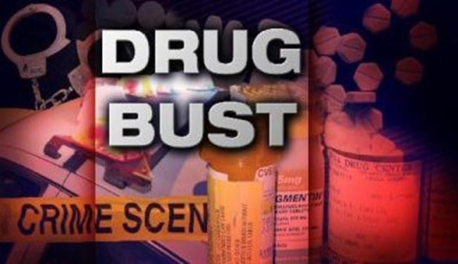 3 arrested after drug bust in Lee County