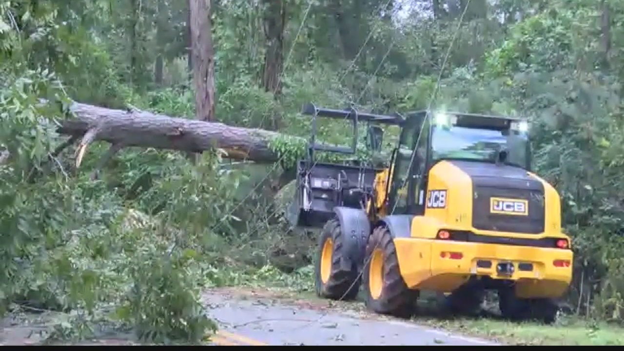 UPDATE ON HURRICANE MICHAEL CLEAN UP EFFORTS IN SUMTER COUNTY GA AND BARBOUR CO AL