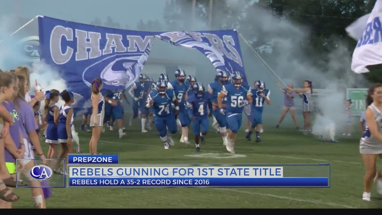 Chambers Academy Rebels gunning for 1st-ever state title