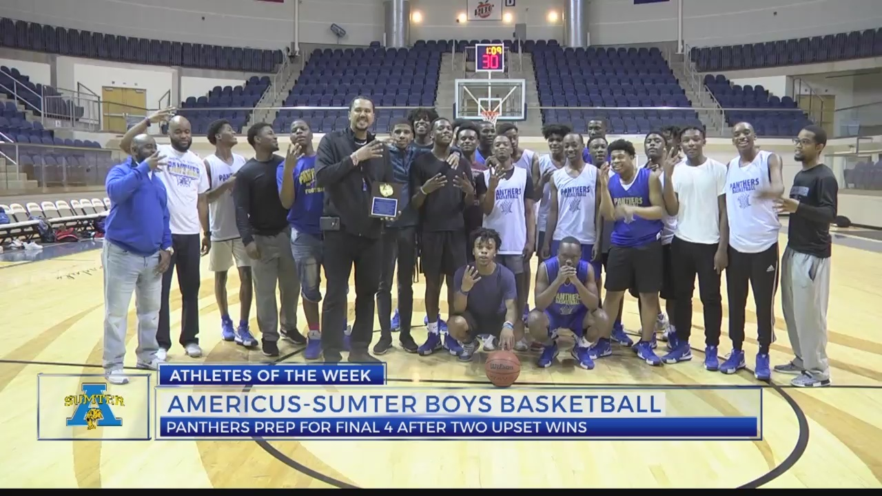 Athletes of the Week: Americus-Sumter boys basketball