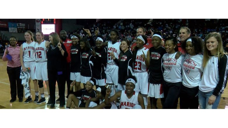 Marion County girls ready to make history