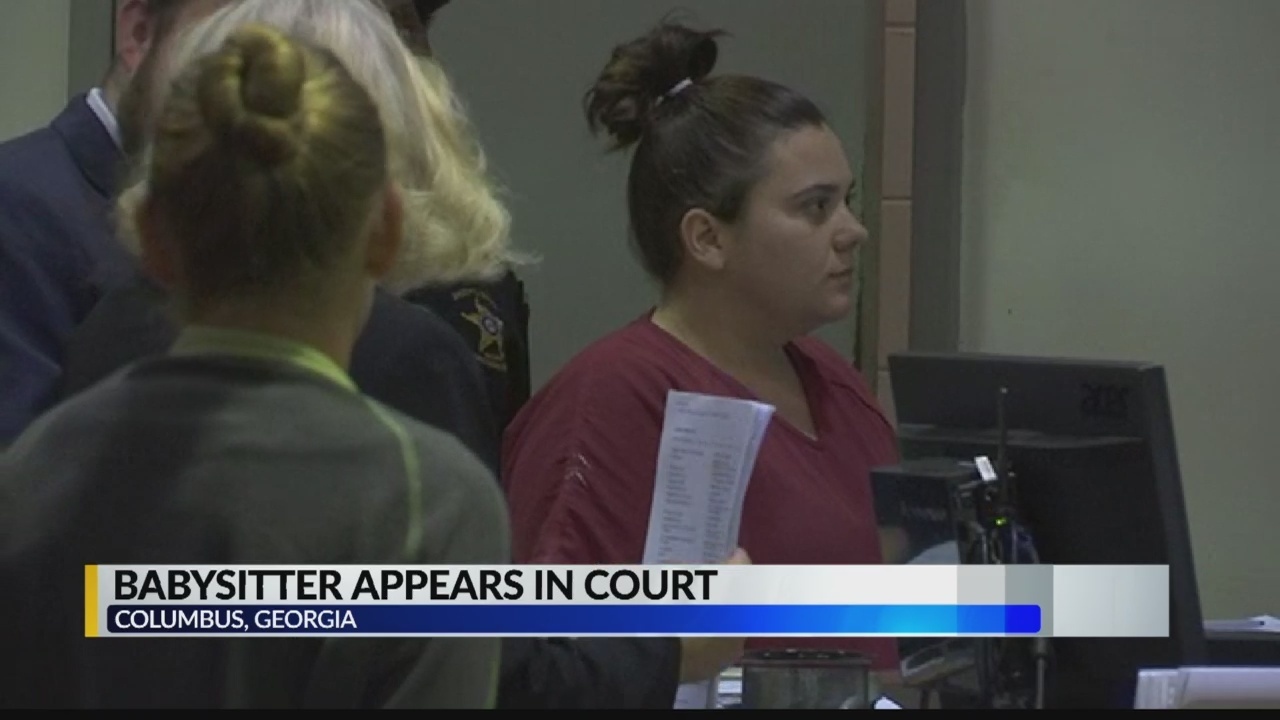 Babysitter makes appearance in Recorder's Court
