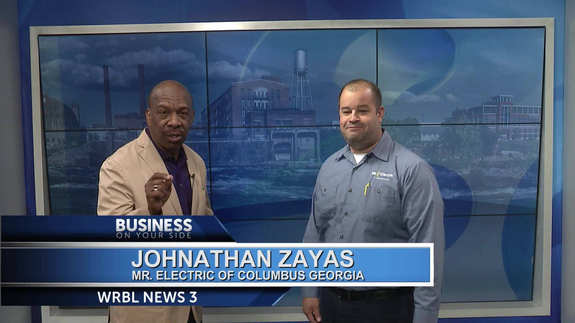 Business On Your Side: Mr. Electric of Columbus, GA