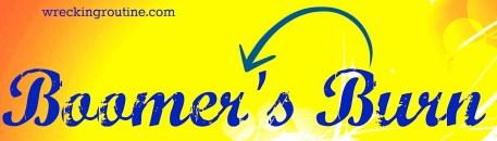 Boomer's Burn Logo