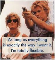 Thelma and Louise Quote