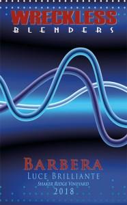 2018 Barbera