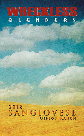 2018 Sangiovese