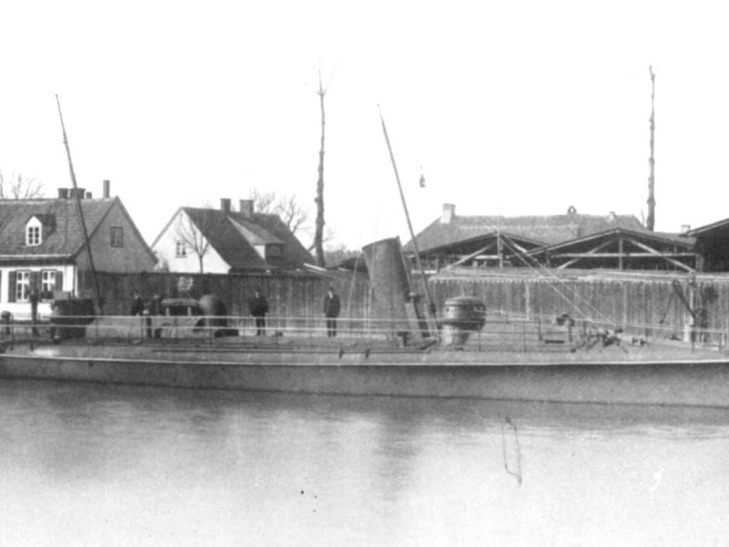 """Torpedowiec S50 (""""Łyżwa"""")"""