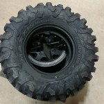 Maxxis Carnivore 30x10x14 Weight & Installation on Beadlock Rims Can-Am X3