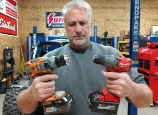 Ridgid OCTANE vs. Milwaukee M18 Gen3 Drill Driver 6.0 High Output vs. 6.0 OCTANE Battery