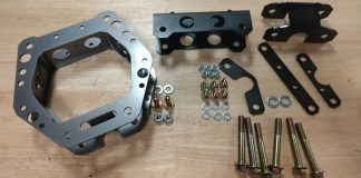 How To Install a Front Gusset Kit on a Can-Am X3 with Assault Industries F-22 Front Structural Reinforcement kit (FSR Kit)