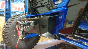 How To Install a WARN Bumper & AXON 45RC Winch on Polaris Turbo S
