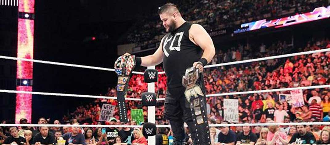 Kevin Owens Undergoes Double Knee Surgery