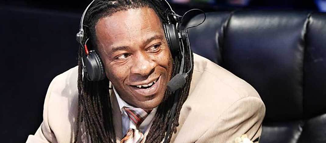 Booker T Calls Out Ahmed Johnson