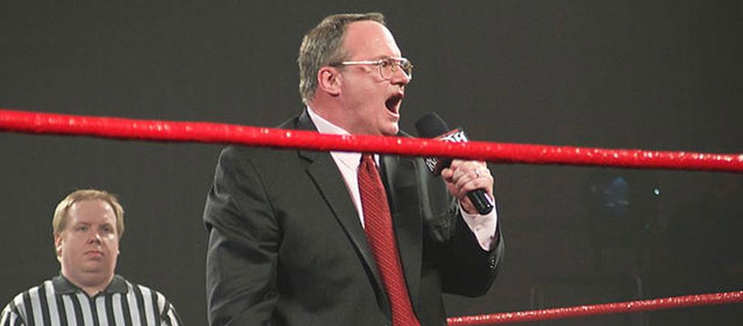 Jim Cornette Insults Indy Wrestler Jon Murray