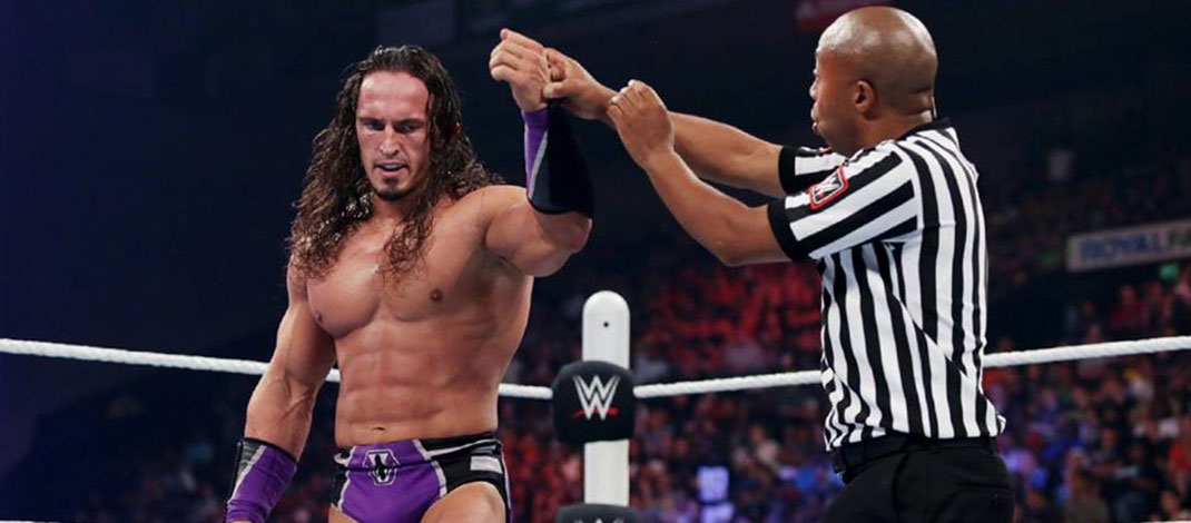 Neville Returns To The Ring