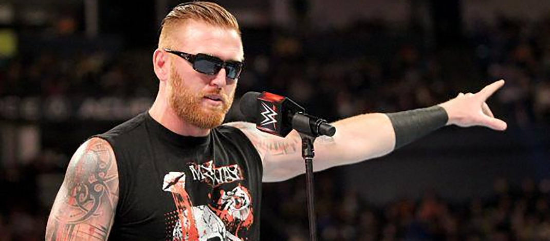 Fan Wants To See Heath Slater Get A Push, Slater Responds