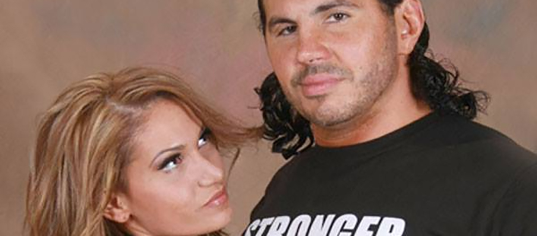 Reby Hardy Threatens To Reveal Drunk Text From Jeff Jarrett & His DUI Records