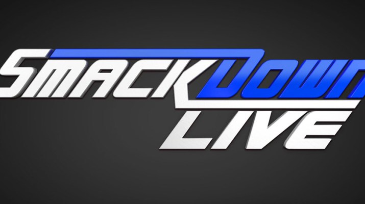 Lucha Underground Star Backstage At Smackdown Live