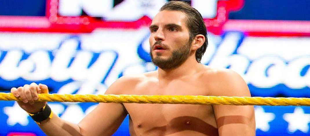 WWE Accidently Leaks Plans For Johnny Gargano On Facebook